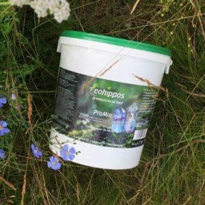 Mineralfutter für Pferde getreidefrei melassefrei luzernefrei organisch