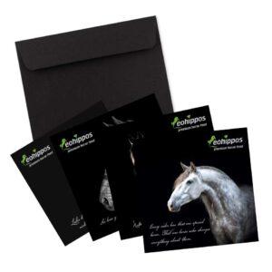Postkarten für Pferde Freunde online kaufen - Zitat