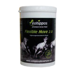 Flexible Move 2.0 - Sehen, Gelenke und Bänder von Pferden unterstützen