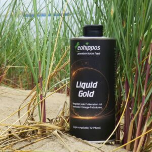 Hochwertiges Öl für Pferde für Stoffwechsel und Immunsystem